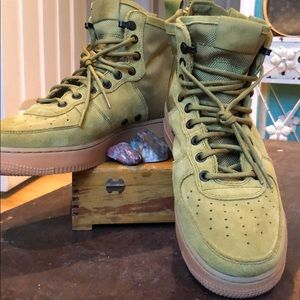 Brand New Nike Special Field Air Force Ones